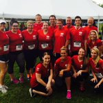Team #iHeartMedia at JP Morgan Chase Corporate Challenge! @JPMorganCC #ROC #Radio http://t.co/H32edOYYQl