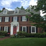 This stately brick Colonial home will be on the @LandmarkSociety tour next weekend. #roc http://t.co/DuY5KllDPb