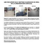 Vía recuperada completamente en el barrio Carvajal de Kennedy http://t.co/p29aksBTIi