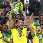 #OurFinalStep   #NCFC skipper Russell Martin proud to lead #NCFC up the @wembleystadium steps: http://t.co/E2SEbBCDS8 http://t.co/kBAZ9mxePE