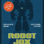 TWO tickets left for ROBOT JOX at @GrainBarge on 10 June! https://t.co/AkTHhpe6Nm #Bristol http://t.co/JWXf50rxcs