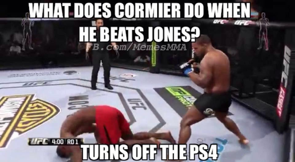 #UFC187 @dc_mma #PS4 http://t.co/W4VmI3axrm