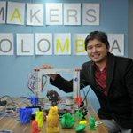 'La impresión 3D será una revolución social' http://t.co/c0EoBGowoJ http://t.co/ojBE4ijWvZ