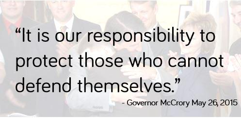 We agree Gov @PatMcCroryNC (http://t.co/EK28gLuDGU) & hope you'll VETO HB 405 - the #NCAgGag bill! http://t.co/59dZ7yaWTR
