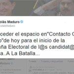 """""""@DiarioTalCual: CORRUPCIÓN DESCARADA Maduro anuncia q cometerá peculado en su propio Twitter http://t.co/ZNMJGGpU5W http://t.co/5ssfJ2KsI0"""""""