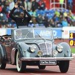 .@UsainBolt wins 200m in Ostrava; David Rudisha injured http://t.co/grfQJqqtvB