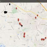Interactive map of the reported vandalism cases from @summervillepd and @DCSO_SC http://t.co/DAAO0GjuCA #chs http://t.co/2ItZaaCu4T