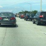 Stop and go traffic on I-526. #chstrfc #chsnews @WCBD @DriveTimeAlert http://t.co/4rqdmKXiur