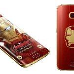 Así luce la versión Iron Man del Samsung Galaxy edge http://t.co/zNfVLvRTO7 http://t.co/a0WqcWoKkw