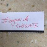Que se t antoja #Hoy En una hoja escribe #conganasde seguido del antojo @Grafocafe lo interpreta mañana n el programa http://t.co/ENxHPyHSSo