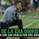 ¡FIN DE LA ERA OSORIO! es nuevo DT de Sao Paulo. ¡GRACIAS PROFE OSORIO! http://t.co/AEZ2OWzY09