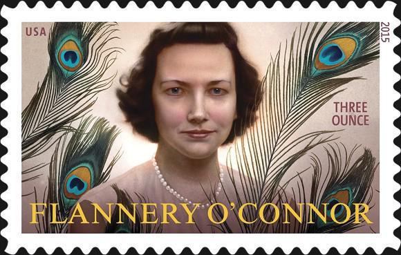 Flannery O'Connor is getting a Forever postal stamp! http://t.co/nlfBTvM4AB @ElectricLit http://t.co/z9ioCeXWZo