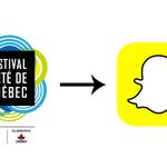 Enfin sur #Snapchat! Ajoutez-nous : festivaleteqc #FEQ http://t.co/rh9TLv63c2