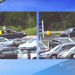 Summerville PD release photo of vandalism suspects car http://t.co/QqSnYdZ2Vf #chsnews Click for map of places hit http://t.co/4oyvBeuEq5