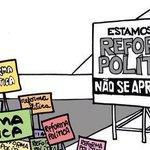 Grande Larte! Câmara fechada p/ o povo, aberta para o financiamento empresarial de campanha... #naoapecdacorrupcao http://t.co/yDYx6NSrxq