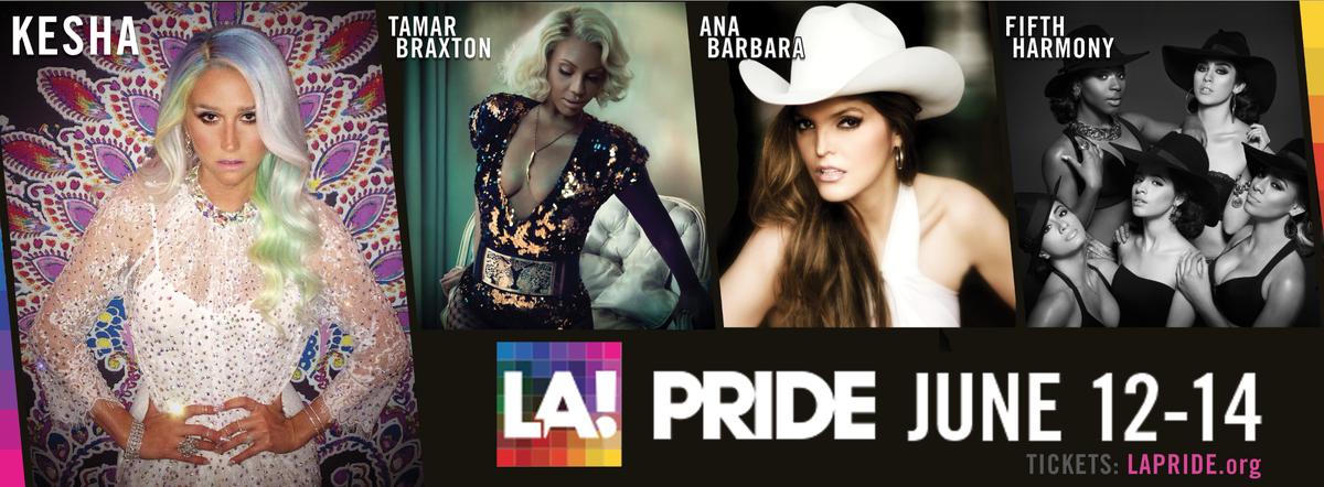 #LAPRIDE45 has @KeshaRose, @TamarBraxtonHer, @FifthHarmony and @anabarbaramusic http://t.co/REBHhykYi3 #MusicMonday http://t.co/tYPBkRb0g4