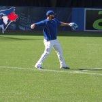 .@JoeyBats19 hopes to be back in RF starting next Monday. http://t.co/GeztwnCVBi