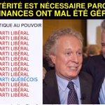 Austérité... Les coupables. #polqc #PLQ http://t.co/dnmgWeBFH8