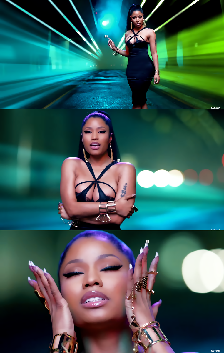 RT @NickiReigns: .@NICKIMINAJ's 'The Night Is Still Young' music video is now available on VEVO: https://t.co/Bz703jPiVs http://t.co/7M8aGg…