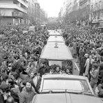 Madrid 1977, asesinato de los compañeros de Carmena por exigir democracia ¿Aguirre tú donde estabas? #YoSoyRadical  http://t.co/OFffdJTbY5