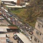 """La """"gran marcha"""" del Psuv hoy en los Teques!Imágen fuerte!A Miranda no volverán y de Venezuela saldrán! http://t.co/XuS6CLHQNH"""