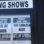 Thinking of going...#Sacramento #concerts #EnglishBeat @aceofspadessac http://t.co/NCmf8XpBNk