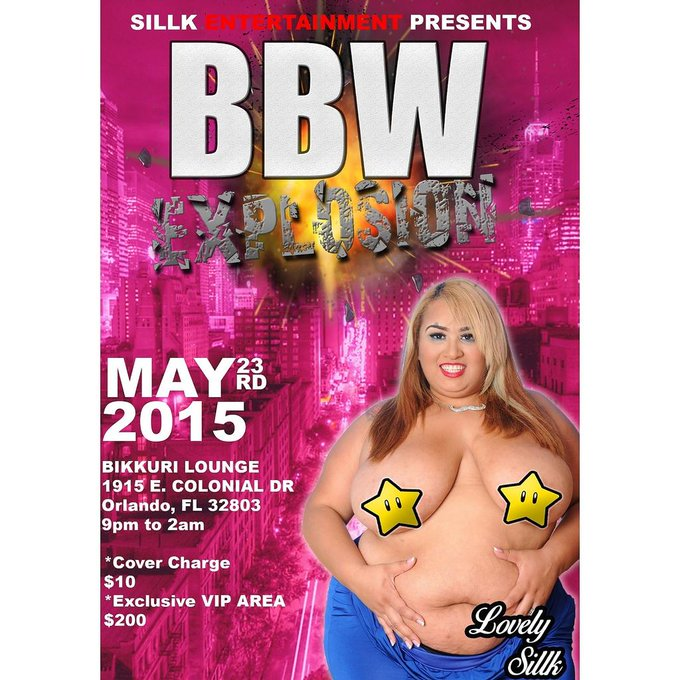 Get the chance to meet some of Florida sexist BBWs! Dont miss out #Orlando #bbw #sexy http://t.co/mI