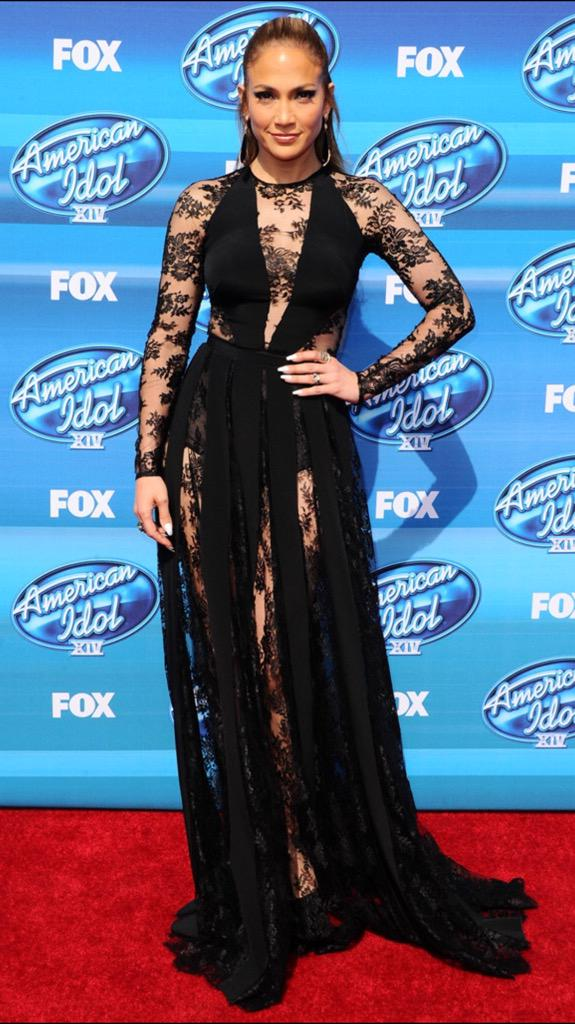 Best dressed of the week! Perfection! @JLo can't wait to get tickets for your Vegas show! Congrats! http://t.co/1yREgBSz3Z