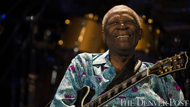 'King of the Blues' legend B.B. King has died at age 89 http://t.co/hT1TnMSzMT http://t.co/keALEEzePx