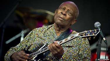 The 'King of the Blues' guitarist and singer, BB King, has died at 89. (via @BBCBreaking) http://t.co/jVPnLJXcRC http://t.co/goaQGFiPDz
