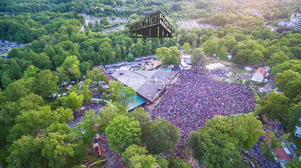 Last Nights Sold Out #DearJerryConcert at @merriweatherpp http://t.co/2KS3Wo3hTH http://t.co/NPXXPhnDvd