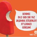 RT @AlgidaTurkiye: Buzzy'nin halka mesajı! Buzzy geri dönsün diyorsan #BenimSeçimim hashtag'iyle paylaş, özlediğin lezzete kavuş!