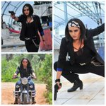 #Kannada action queen @raginidwivedi24 is a hotshot in her next #Ranachandi @southscope wishes her good luck http://t.co/UMStgN5FRC