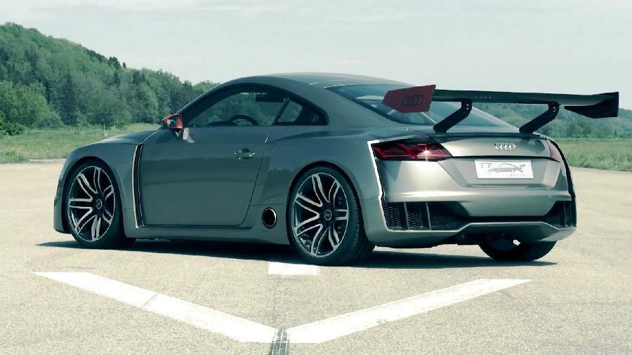 Дикая Audi TT clubsport turbo: теперь на видео http://t.co/4ciBU7eEyF http://t.co/trjhtt3qbZ