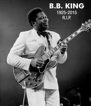 We are extremely sad to hear of the passing of B.B. King. A great musician and human being. #BBKing #BBKingRIP http://t.co/NuTcfDpKhl
