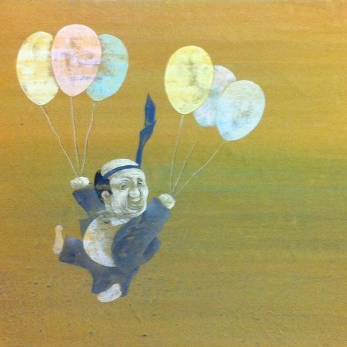 十日市アパートです。 6/24〜29 山口修平作品展「ドウスル?」 11:30〜23:00(お店は通常営業です。) ■アーティスト名 山口修平 *絵や絵本を展示販売します。 http://t.co/f3BZFbkeae