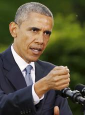 From twitter.com/CubaMexPrensa/status/599237273390047232/photo/1: President Obama