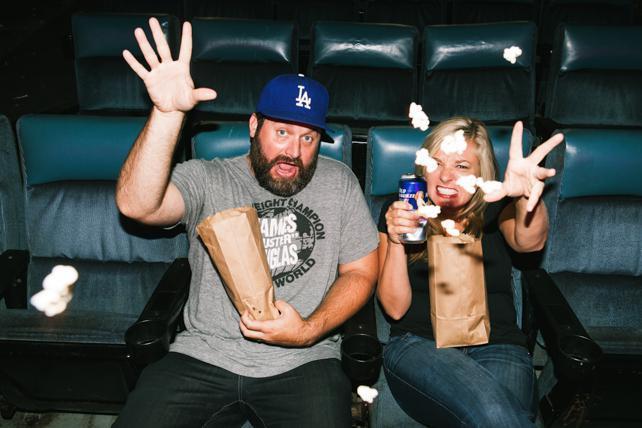 Comedians @TomSegura & @ChristinaPy are coming to @truTV, read details via #NATPEBlog >> http://t.co/bZFrwqWqYb. http://t.co/3HQ8P2y096