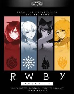 RWBY: Volume 1 [Blu-ray] $9.96 http://t.co/PqoKqlOSWs http://t.co/l54ehZfk9x