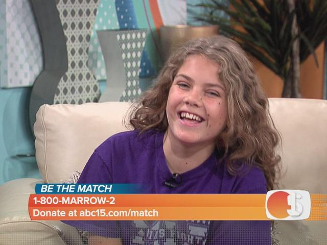 Are you Mia's bone marrow match? @BeTheMatch can find out with a quick cheek swab: http://t.co/iBnNM2Lw41 http://t.co/G0sW4nJp1D