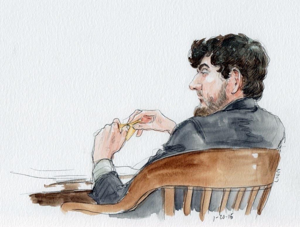 BREAKING: Dzhokhar Tsarnaev sentenced to death for role in Boston Marathon bombing http://t.co/0vZKWJsPiX http://t.co/8JGmyzpadq