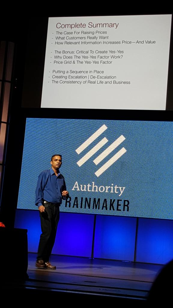 RT @chuckvtt: #authority2015 @seandsouza thank you for a great presentation even when you were not feeling well! http://t.co/gE55tHPabQ