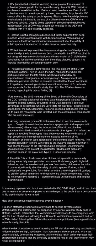 HARVARD PhD IMMUNOLOGIST completely DEMOLISHES #SB277 http://t.co/9LjvJhg2HR http://t.co/sTRw9GphsB #CDCwhistleblower #NEWS