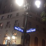 Chali Champuthunna Chamakkulo  Night shooting in NewYork Streets ...
