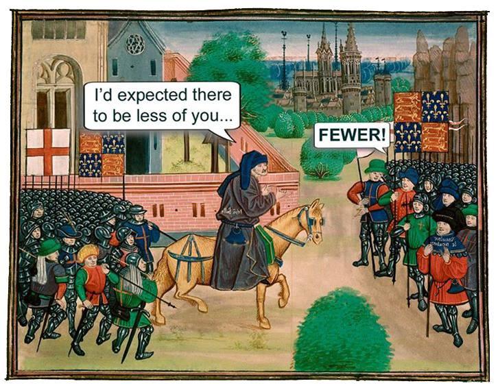 The Pedants' Revolt, 1381 http://t.co/wrLYSD941o