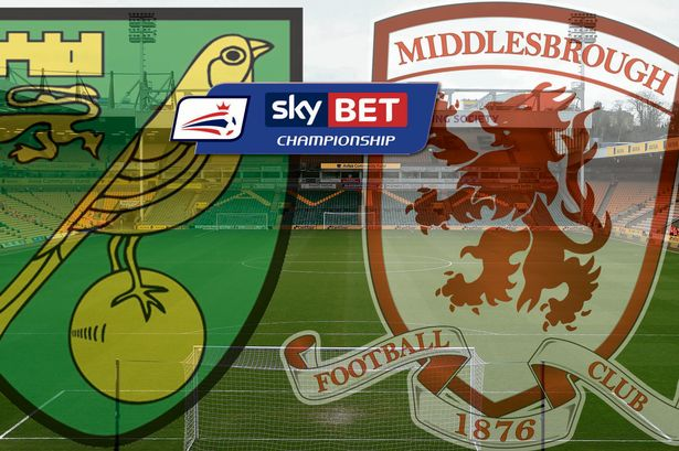 Middlesbrough v Norwich. Essa é a FINAL dos playoffs da temporada 2014/2015 da Championship em Wembley, dia 25 às 11h http://t.co/YYZsgQa9Ld