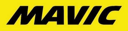 へー。MAVICって来年ロゴ変わるんだ。何かもったいない。 http://t.co/2Z5DceHesF