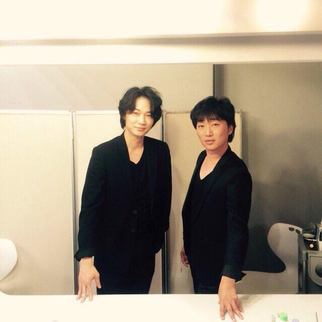 綾野剛くんと写真撮らせてもらいました!ここまで違うとは! http://t.co/WI7gtirCTJ