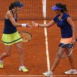 RT @WTA: .@MHingis/@MirzaSania reclaim No.1 spot on #RoadToSingapore doubles leaderboard--> http://t.co/84QmFUeO5d #WTA http://t.co/MplBny1…