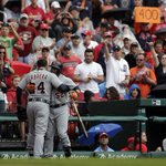 RT @matthewbmowery: Watch the video of Miguel Cabrera's 400th home run here: http://t.co/ohM1yX6QyC #Tigers #MLB http://t.co/RHNVbjTSZv